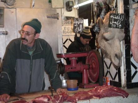 Carnicero y Camello