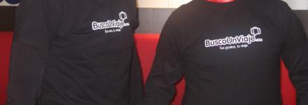 Camisetas BuscoUnViaje.com