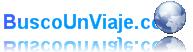 Primer logo de BuscoUnViaje.com