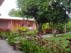 Cabinas Marcelina. Puerto Jimenez, Costa Rica