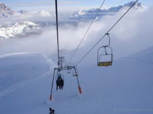 Viaje a los Dolomitas. Cortina D'Ampezzo