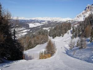 Esquiar en la Sella Ronda