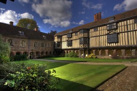 Cambridge Queen's College