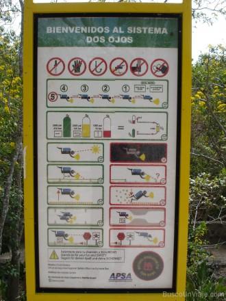Normas de buceo en los cenotes
