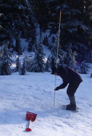 Rescatando en avalancha