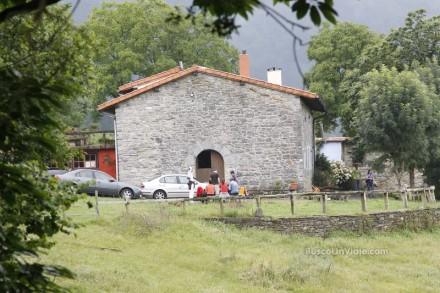 Casa rural de Artaunsoro
