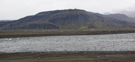 Fin de nuestra ruta al Eyjafjallajökull