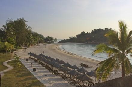 Vistas desde el Laguna Redang Island Resort
