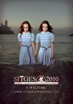 Cartel promocional del Festival Internacional de Cine de Sitges 2010