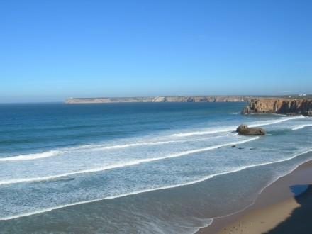 Playa de Tonel, Sagres