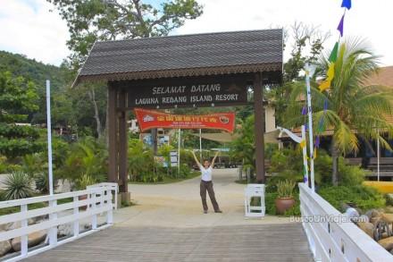 Entrada del Laguna Redang Island Resort