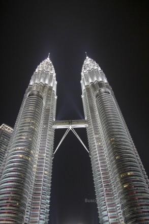 Torres Petronas. Kuala Lumpur
