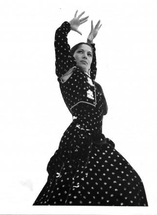 Carmen Amaya, un mito flamenco