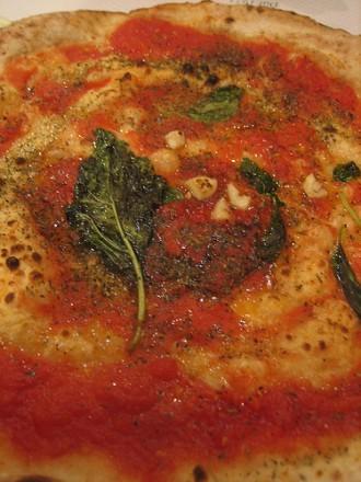 Piza Marinara