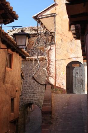 Callejuelas Albarracín