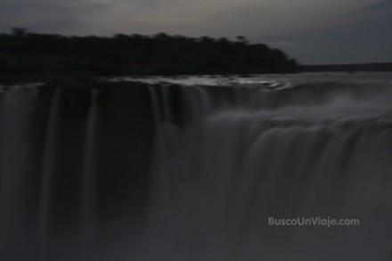 Cataratas de Iguazu. Visita nocturna