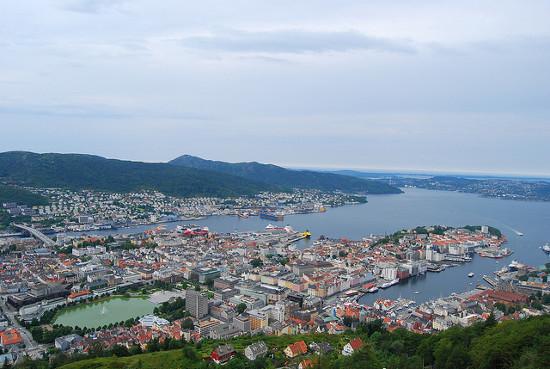 Fiordos noruegos desde Bergen