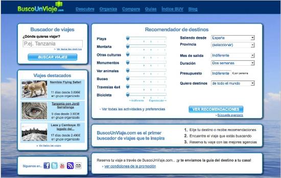 BuscoUnViaje.com