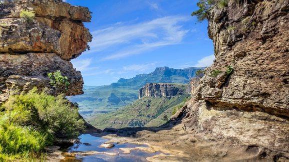 drakensberg sudafrica
