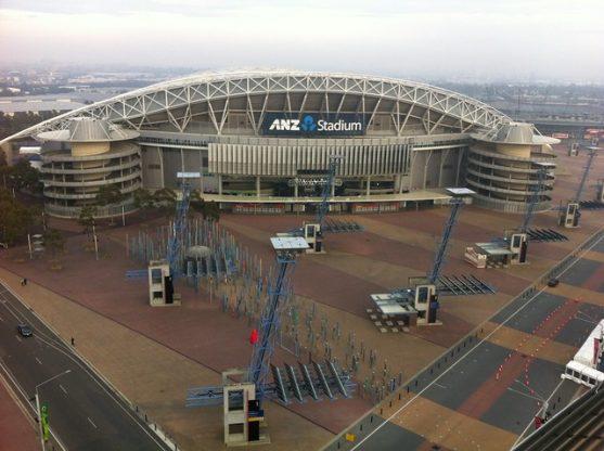 ANZ Stadium Australia