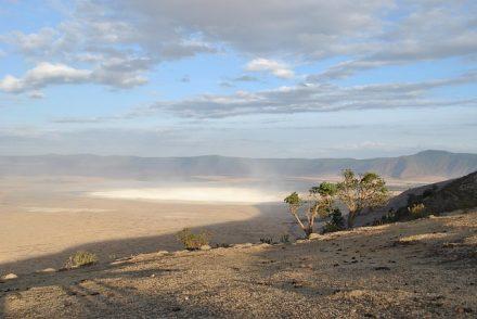 CRÁTER DEL NGORONGORO Tanzania