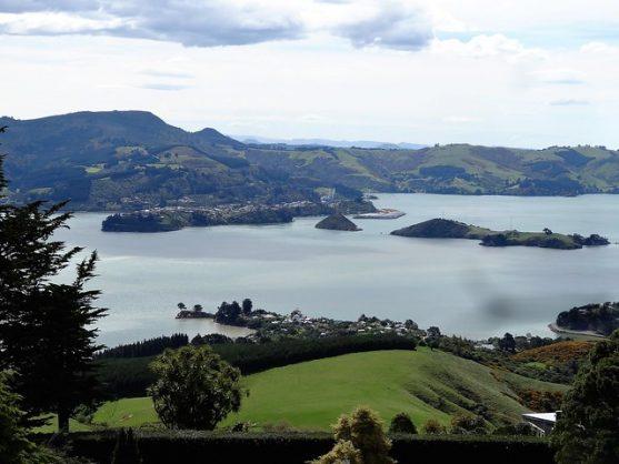 LAGOS DE LA PENÍNSULA DE OTAGO Nueva Zelanda