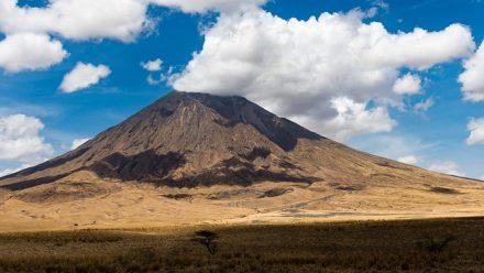OLDONYIO LENGAI Tanzania