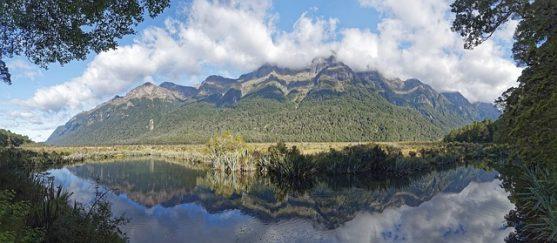 PARQUE NACIONAL DE FIORDLAND Nueva Zelanda