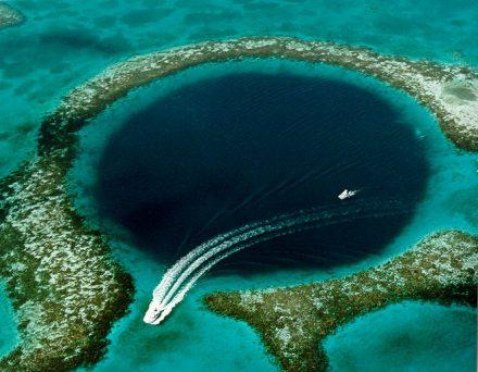 Agujero Azul de Belize