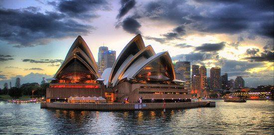 OPERA HOUSE DE SIDNEY Australia