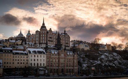 Viaje a suecia