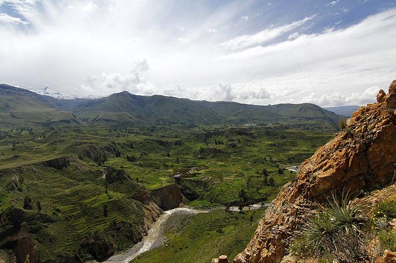 Cañón del Colca Arequipa