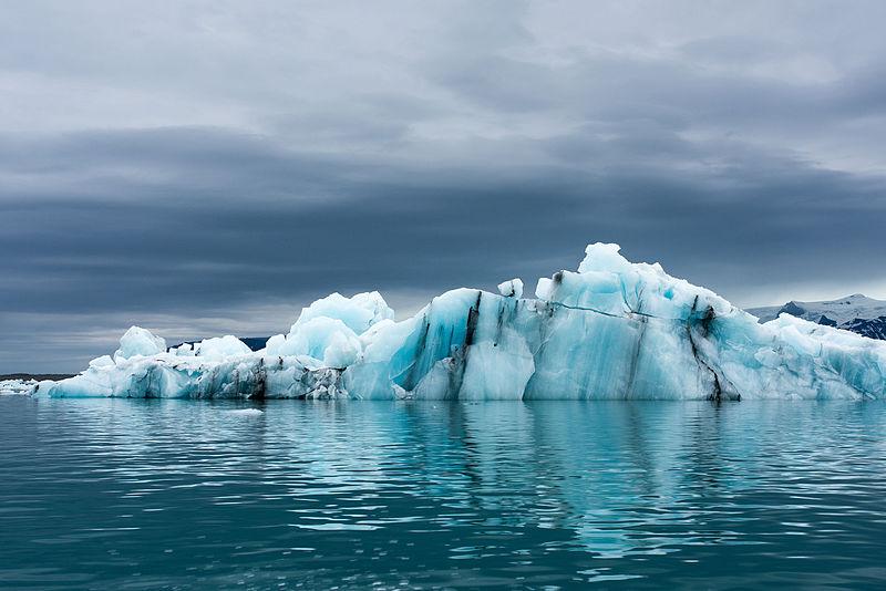 Jökulsárlón Islandia
