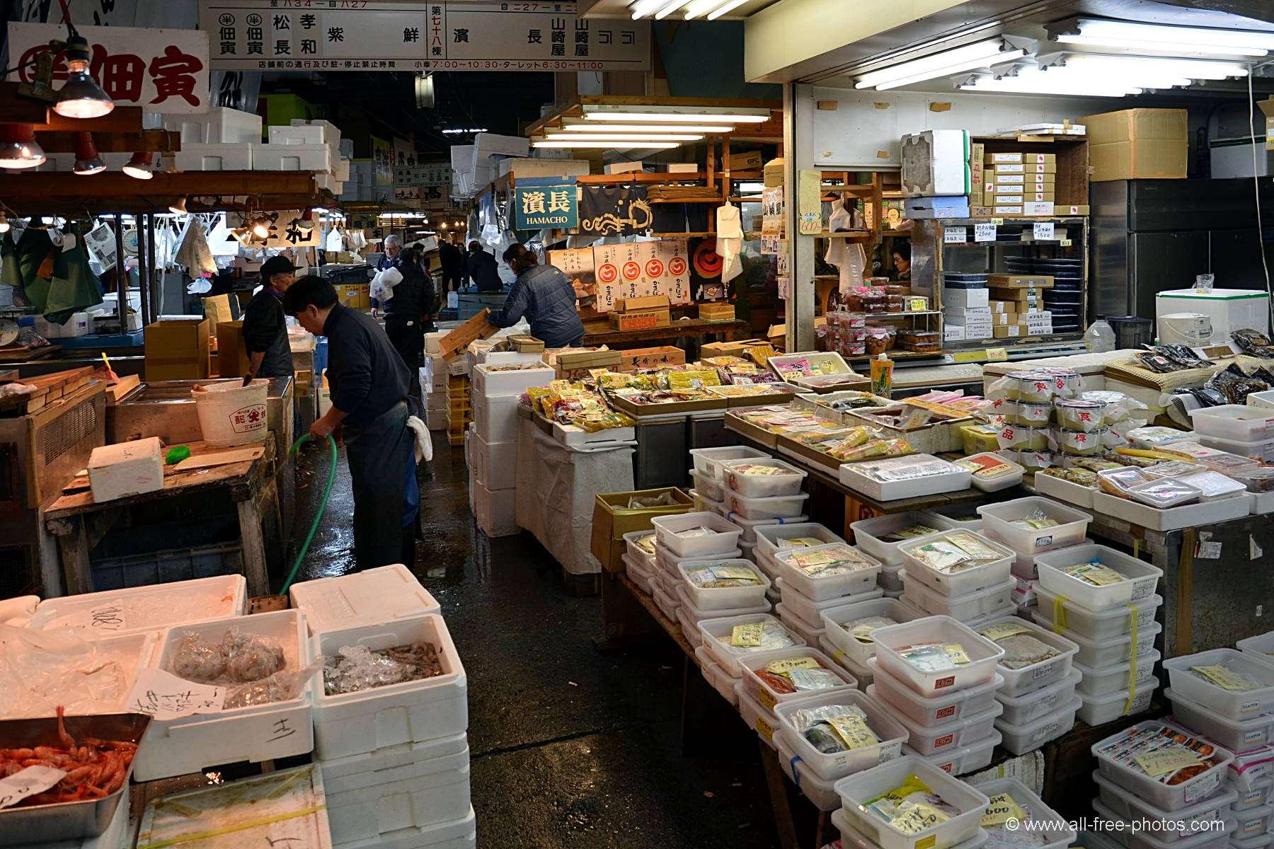 mercado Tokio