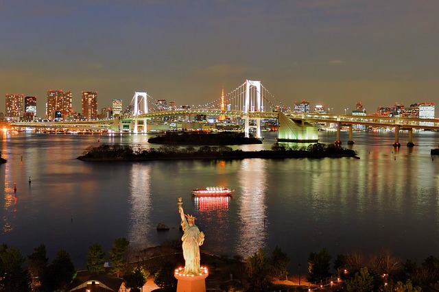 ODAIBA Tokio