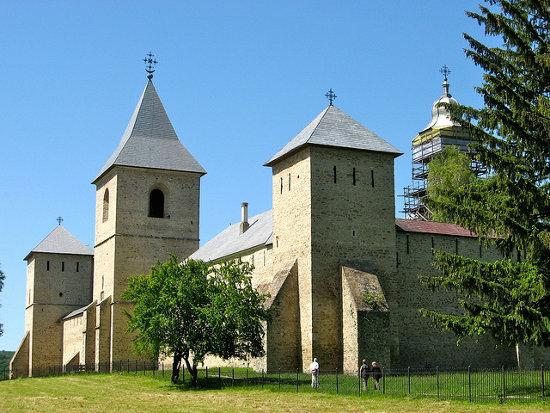 Monasterio de Dragormina