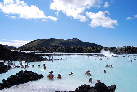 Blue Lagoon en Grindavík (Islandia)