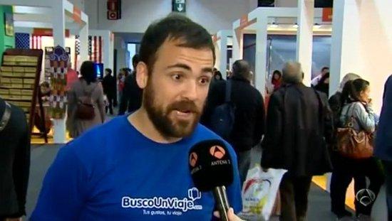 BuscoUnViaje.com en Antena 3