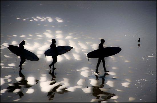 Las cinco mejores playas del mundo para surfear