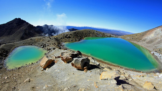 Tongariro (Nueva Zelanda)