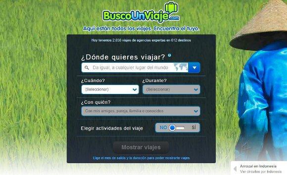 Nuevo BuscoUnViaje.com