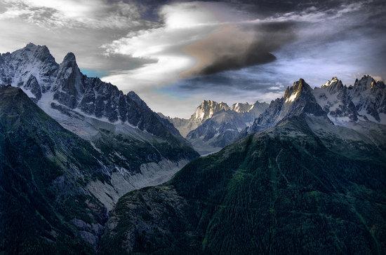 Tour del Mont Blanc (Francia)