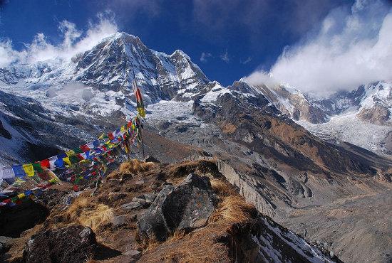Trekking de los Annapurnas (Nepal)