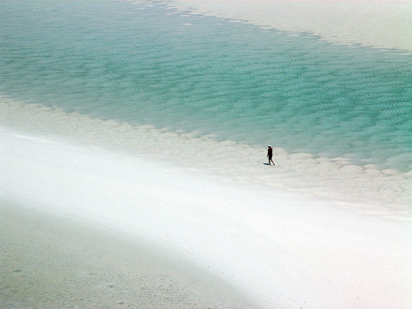 Whitehaven Beach, Queensland (Australia)