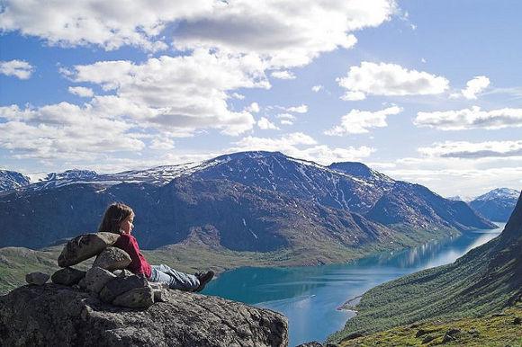 Viajes a Noruega con niños
