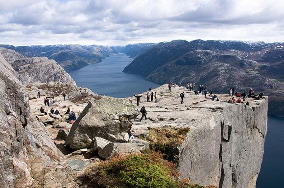 Viajes a Noruega