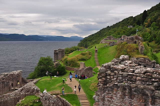 Viajar en familia Escocia