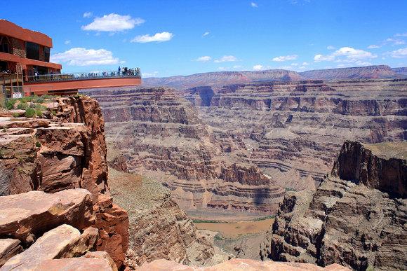Mirador del Grand Canyon (Estados Unidos)