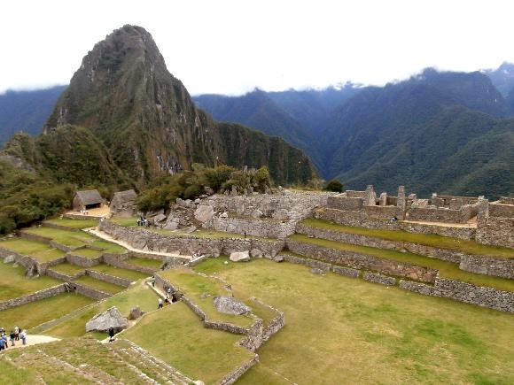 Machu Picchu en los viajes a Perú
