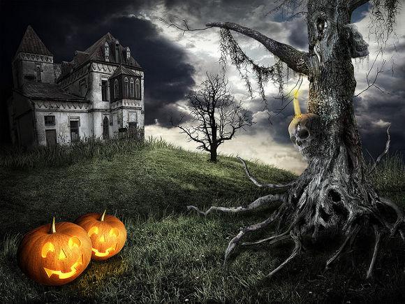 Viajes de Halloween
